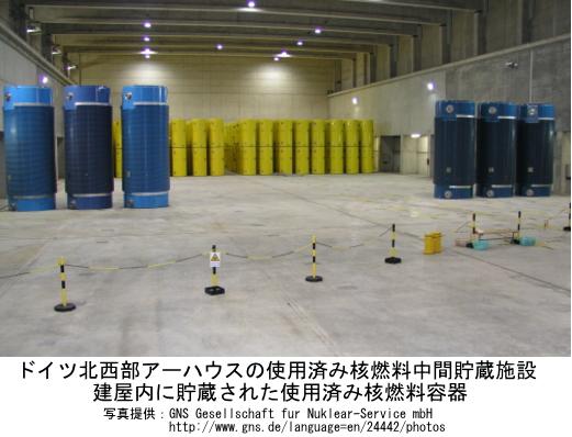 使用済み核燃料は乾式貯蔵で―特別レポート「核廃棄物管理・処分政策のあり方」から 〔原子力市民委員会〕